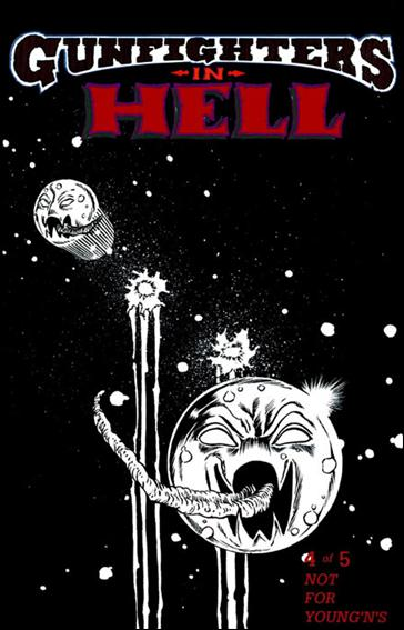 Gun Fighters in Hell 4-A by Rebel Studios