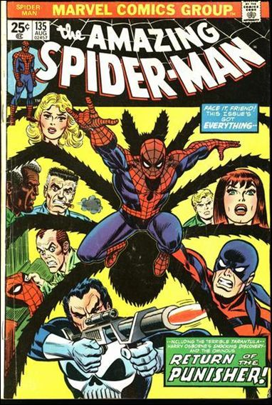 Amazing Spider-Man (1963) 135-A by Marvel