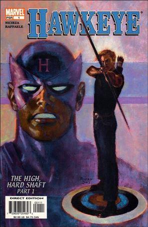 Hawkeye (2003) 1-A