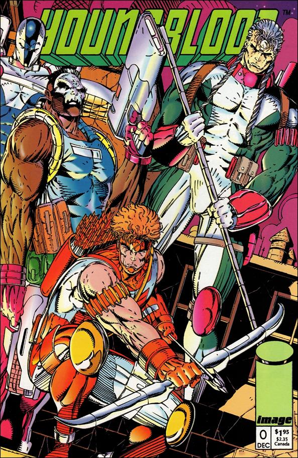 Youngblood (1992)  0-B by Image