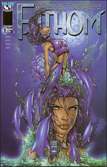 Fathom (1998) 1-B by Top Cow