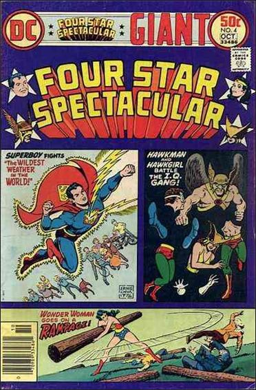 Four Star Spectacular 4-A by DC