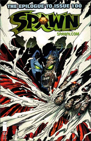 Spawn 101-A by Image