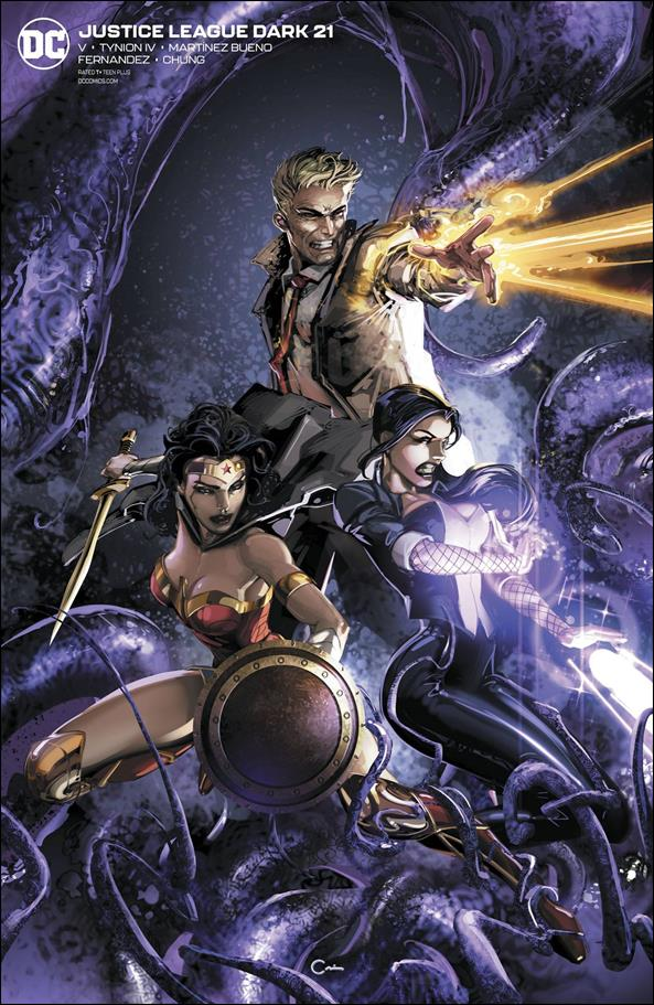 Justice League Dark (2018) 21-B by DC