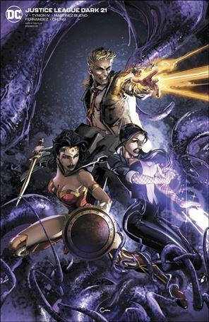 Justice League Dark (2018) 21-B