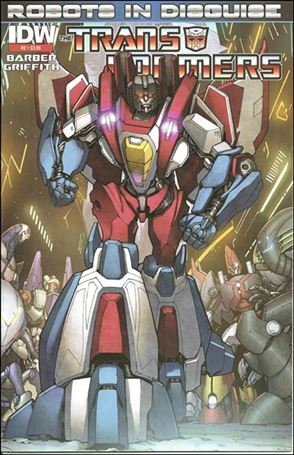 Transformers: Robots in Disguise (2012) 2-D