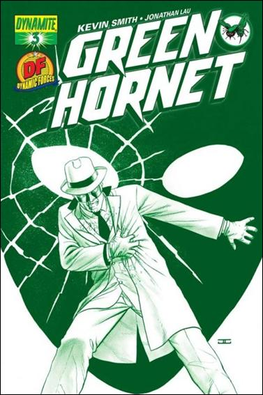 Green Hornet (2010) 3-H by Dynamite Entertainment
