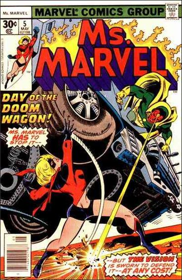 Ms. Marvel (1977) 5-A by Marvel