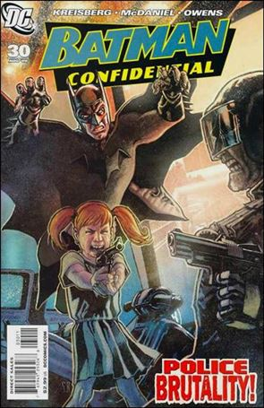 Batman Confidential 30-A