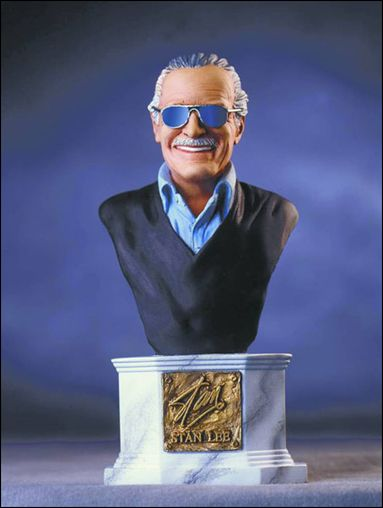 Stan Lee Mini-Bust 1/1500 by Bowen Designs