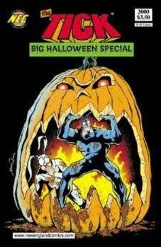 Tick's Big Halloween Special 2000-A by New England Comics Press (NEC / NECP)
