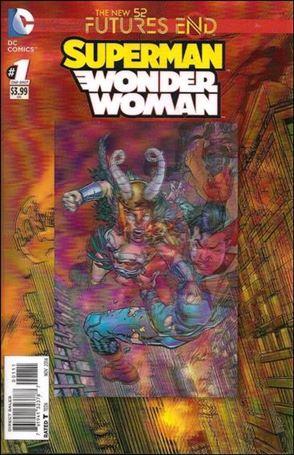 Superman/Wonder Woman: Futures End 1-A