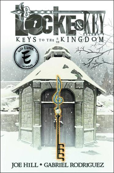 Locke &amp; Key 4-A by IDW