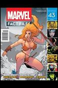 Marvel Fact Files 43-A