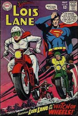 Superman's Girl Friend Lois Lane 83-A by DC