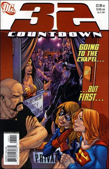 Countdown (2007) 32-A by DC