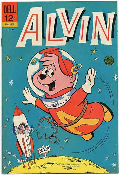 Alvin 9-A by Dell
