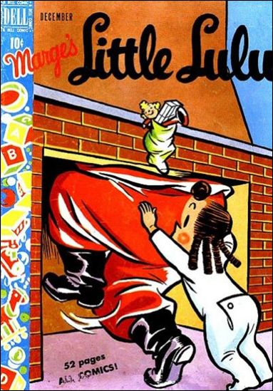 Marge's Little Lulu 18-A by Dell