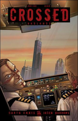 Crossed: Badlands 1-H by Avatar Press