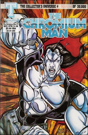 Chromium Man 1-A by Triumphant