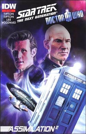Star Trek: The Next Generation / Doctor Who: Assimilation2 1-G