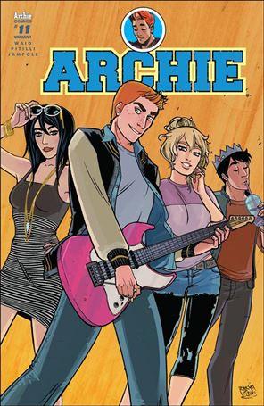 Archie (2015) 11-B