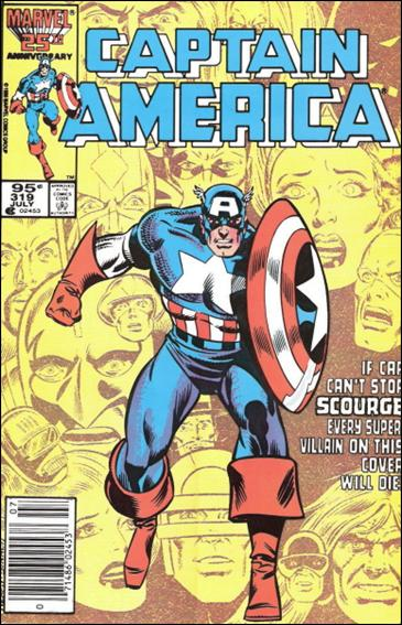 Captain America (1968) 319-B by Marvel