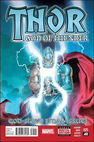 Thor: God of Thunder 25-A by Marvel