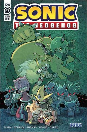Sonic the Hedgehog (2018) 27-A