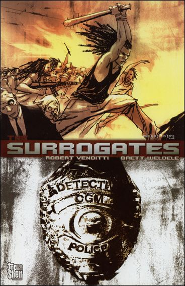 Surrogates 5-A by Top Shelf