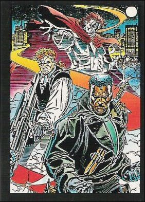 Ghost Rider II (Base Set)  61-A by Comic Images