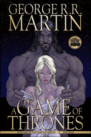 George R.R. Martin's A Game of Thrones 3-A by Dynamite Entertainment