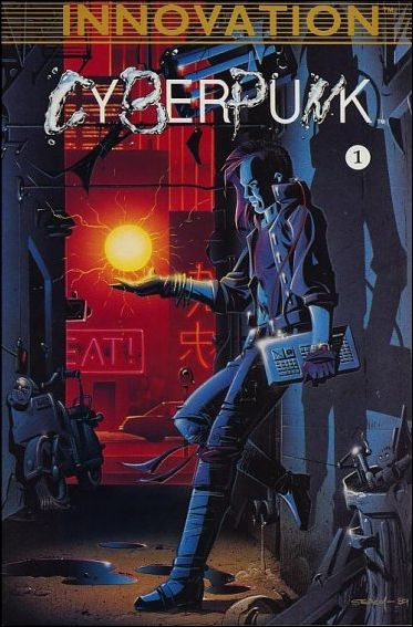 Cyberpunk 1-A by Innovation