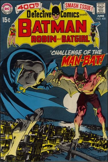 Detective Comics (1937) 400-A by DC