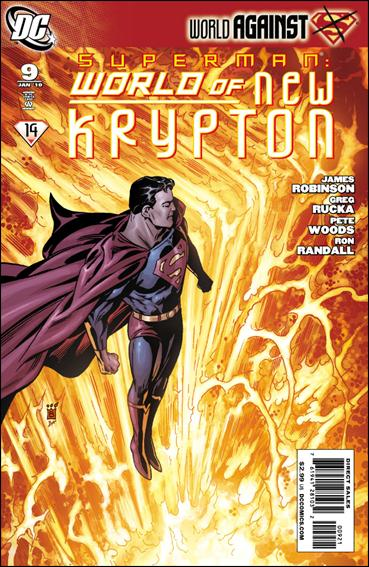 Superman: World of New Krypton 9-B by DC