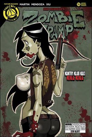 Zombie Tramp 15-B