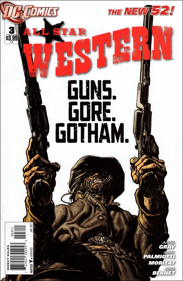All Star Western (2011) 3-A by DC