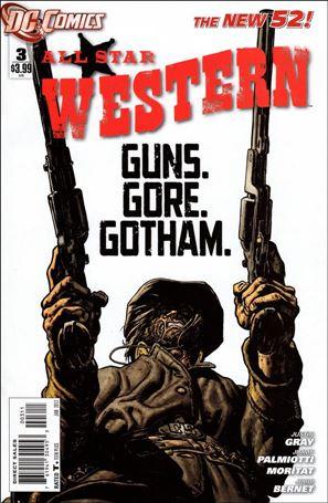 All Star Western (2011) 3-A
