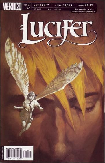 Lucifer (2000) 26-A by Vertigo