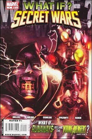 What If? Secret Wars 1-A by Marvel