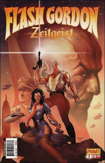Flash Gordon: Zeitgeist 1-B by Dynamite Entertainment