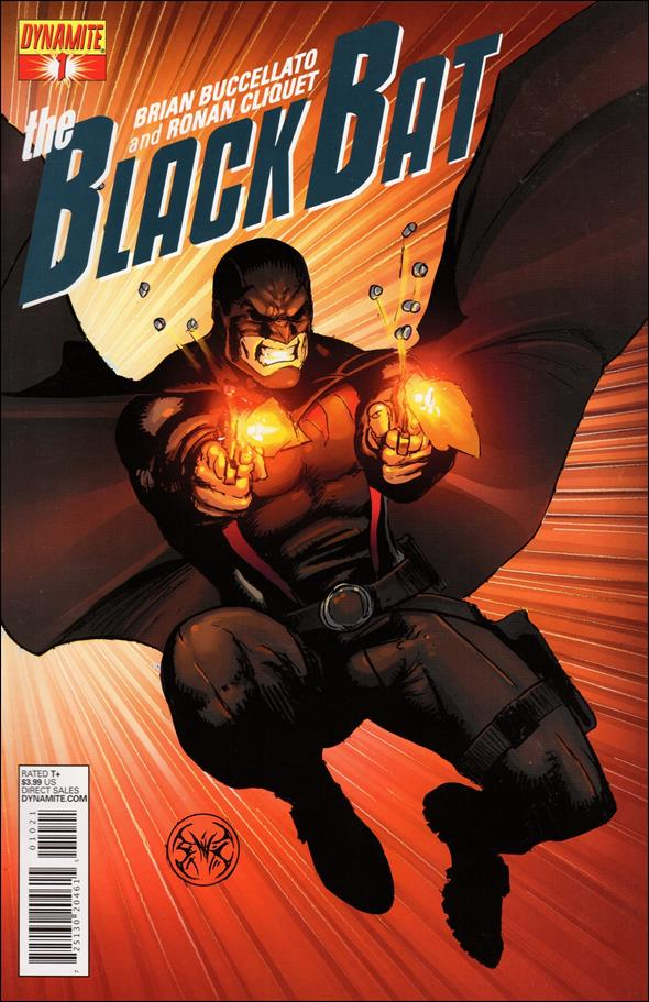 Black Bat (2013) 1-B by Dynamite Entertainment
