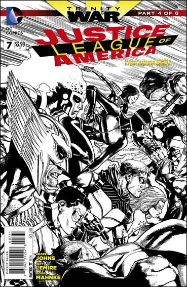 Justice League of America (2013)  7-E by DC