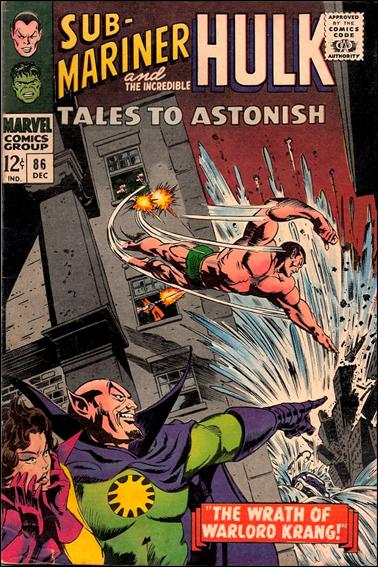 Tales to Astonish (1959) 86-A by Marvel