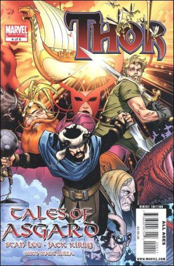 Thor: Tales of Asgard by Stan Lee & Jack Kirby 4-A by Marvel