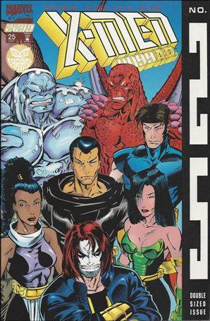 X-Men 2099 25-B