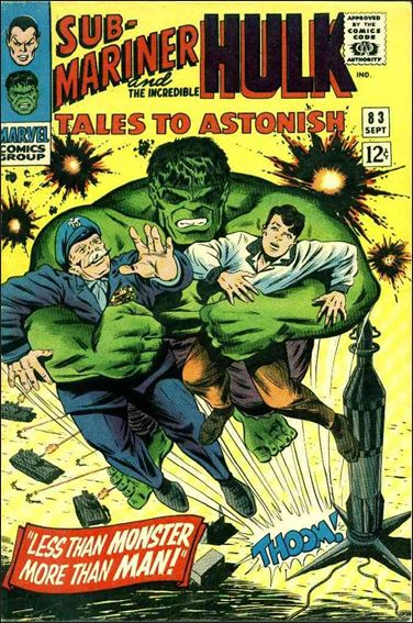 Tales to Astonish (1959) 83-A by Marvel