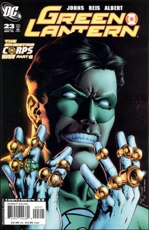 Green Lantern (2005) 23-A