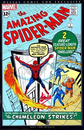 Amazing Spider-Man (1963) 1-E