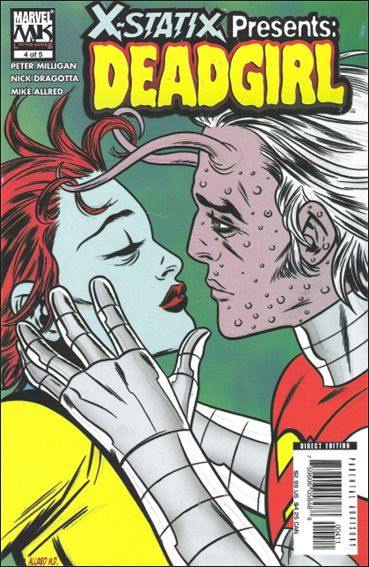 X-Statix Presents: Dead Girl 4-A by Marvel Knights